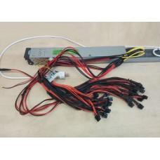 Блок питания серверный HP 2450W версия2